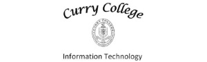Curry College Information Technology